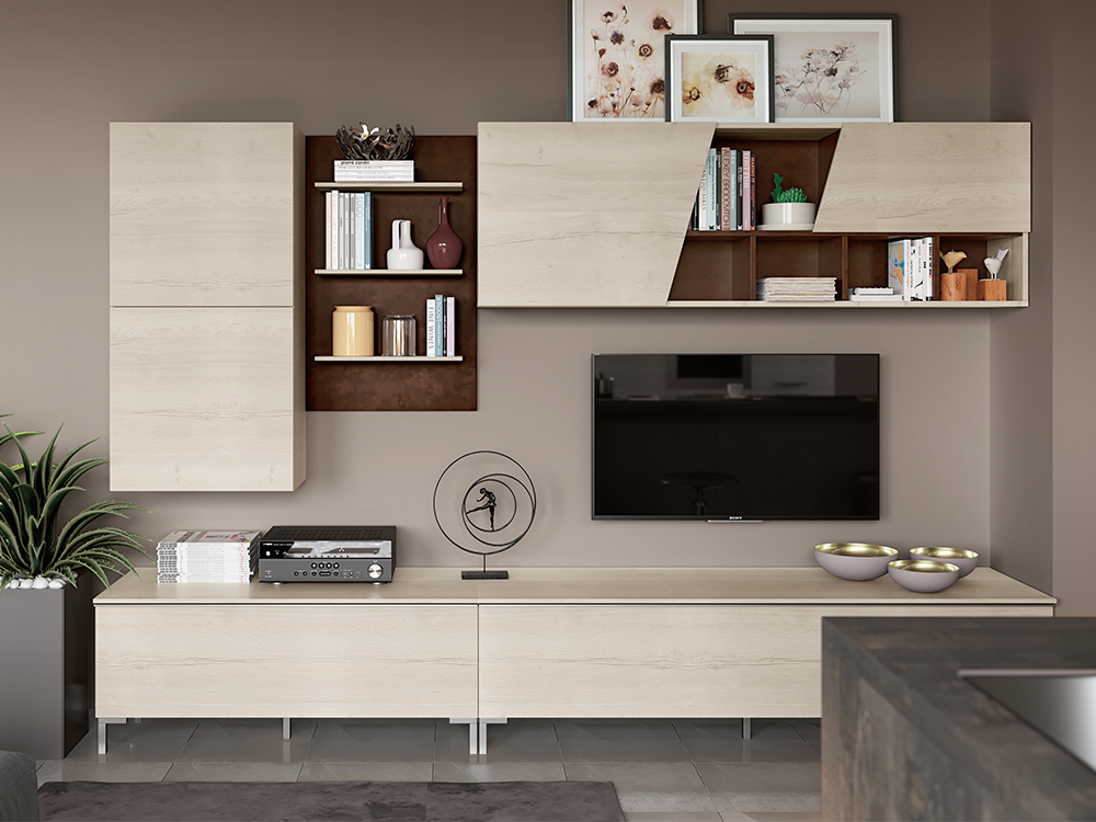 Soggiorni Moderni Rovere Sbiancato : Best soggiorno rovere sbiancato pictures house design